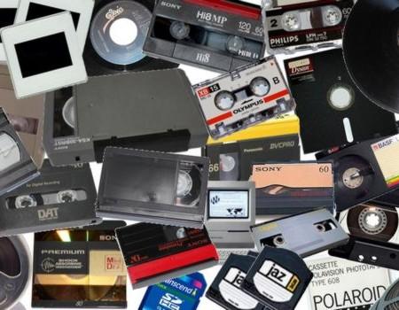 Transfert audio, vidéo et photo