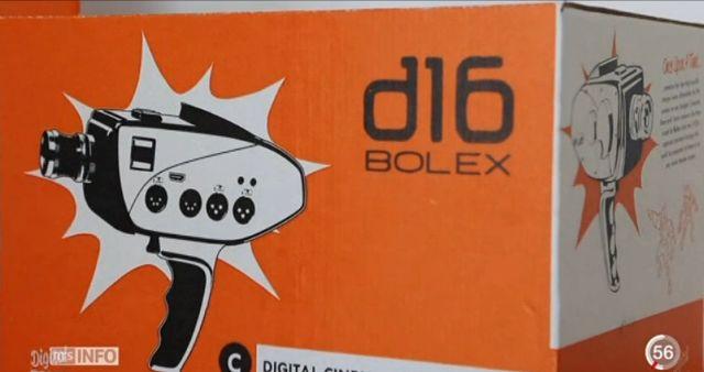 Bolex D16