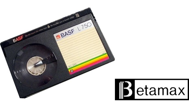 Betamax et logo