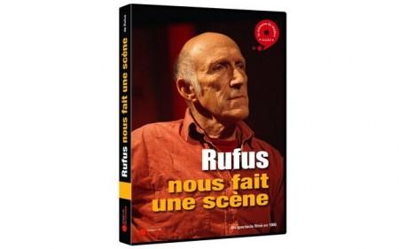 DVD Rufus nous fait une scène