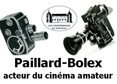 Conférence Paillard-Bolex