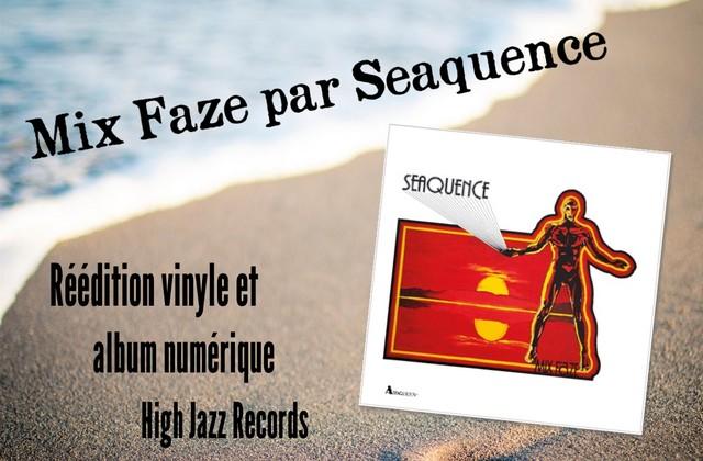 Réédition de disque vinyle Seaquence